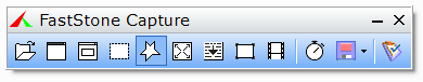 全能截图工具 FastStoneCapture绿色汉化激活版 v9