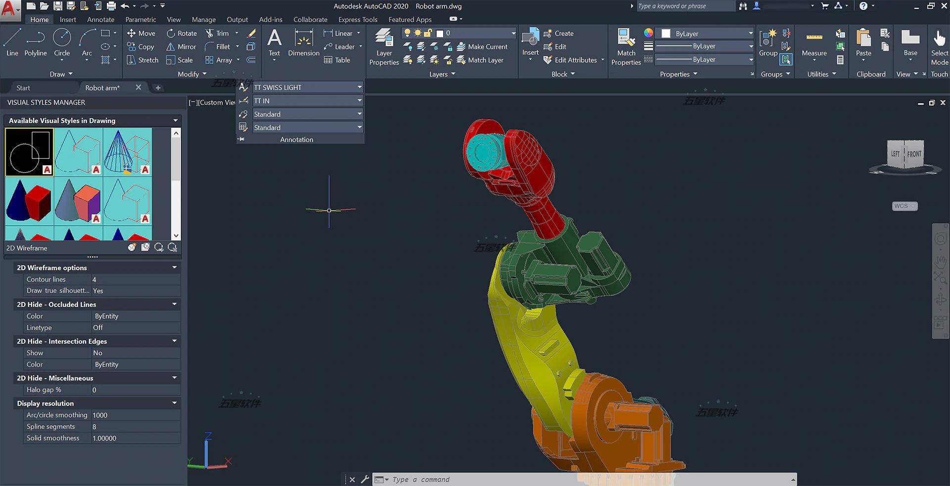 Autodesk CAD 2020中文破解版 for MAC