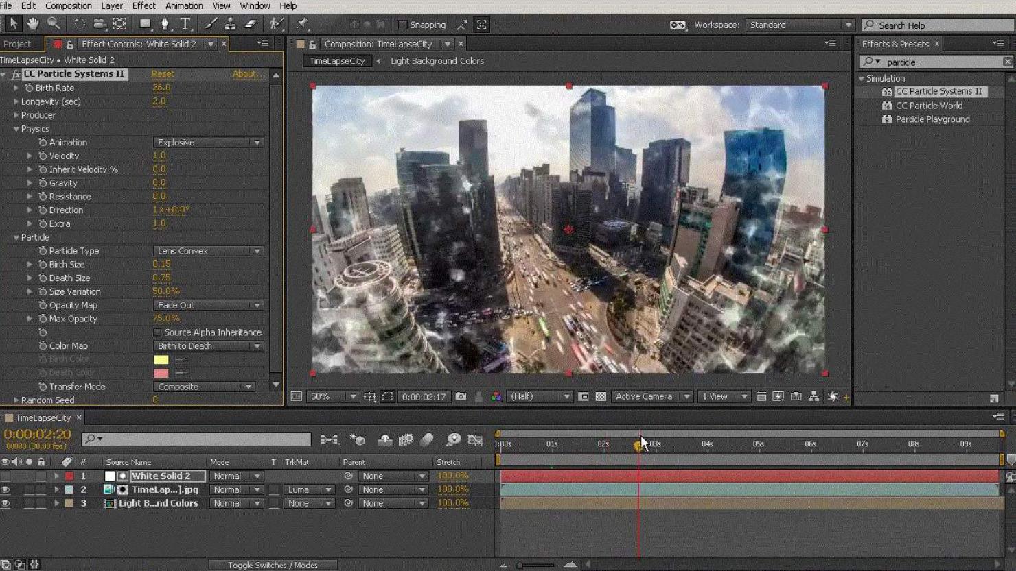 Adobe After Effects 2020 激活版